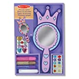 Melissa & Doug Decorate-Your-Own Princess Mirrorby Melissa&Doug