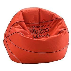 comfort research big joe basketball bean bag chair kids bean bags kitchen dining. Black Bedroom Furniture Sets. Home Design Ideas