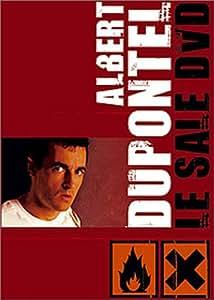 Albert Dupontel : coffret Le sale DVD - Edition 2 DVD