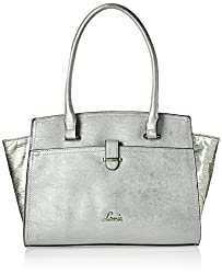 Lavie Women's Handbag (Silver)