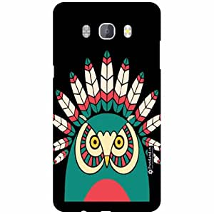 Printland Designer Back Cover for Samsung Galaxy on8 Case Cover