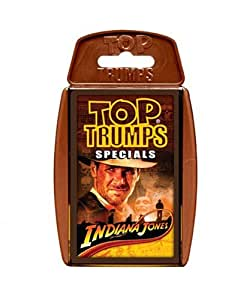 Top Trumps - Indiana Jones