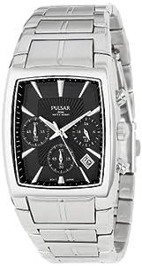 Pulsar Men's PT3117 Classic Chronograph Watch