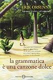 La grammatica è una canzone dolce : romanzo