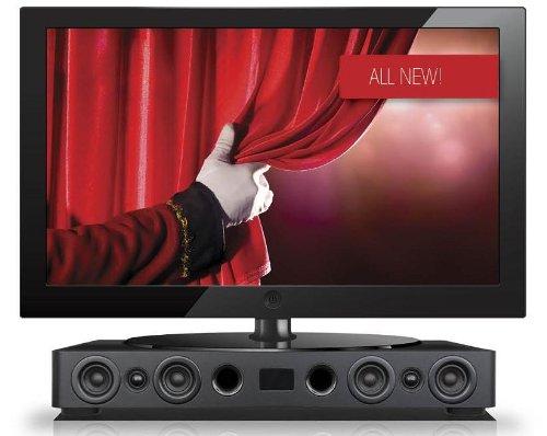Speakercraft CS3 TV Speaker (Black)