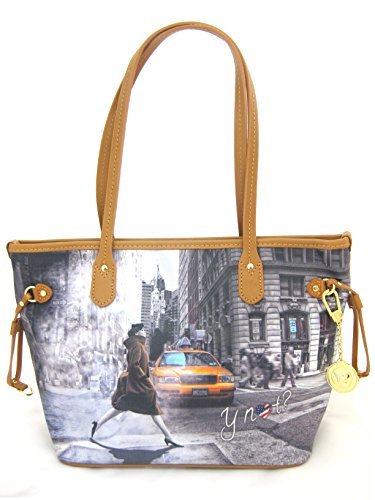 borsa shopping y not e 336 new york Metrropolitan chic nuova collezione inverno 2016
