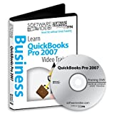 Software Video Learn Intuit QuickBooks Pro 2007 Training DVD Sale 60% Off training video tutorials DVD Over 8 Hours of Video Training