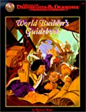 img - for World Builder's Guidebook (Advanced Dungeons & Dragons) book / textbook / text book