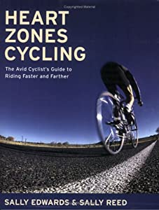 "Cover of ""Heart Zones Cycling: The Avid C..."