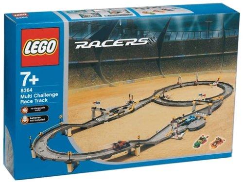 LEGO Racers 8364 - Multi Challenge Race Track