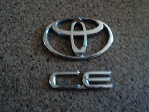 98-02-toyota-crolla-ce-rear-trunk-chrome-emblem-logo-symbol-nameplate-set-of-2-decals