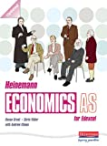 Heinemann Economics AS for Edexcel (0435330772) by Grant, Susan