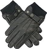 Touchscreen Lederhandschuhe für Herren HARRISON von EEM gefertigt aus hochwertigem
