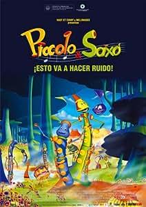 Amazon.com: Piccolo & Saxo (Piccolo, Saxo Et Cie) (2006) (Import Movie