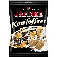 Jahnke KauToffees Lakritz-Sahne / licorice-cream 5.3 oz