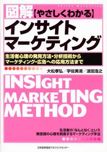 図解やさしくわかるインサイトマーケティング (Series Marketing)