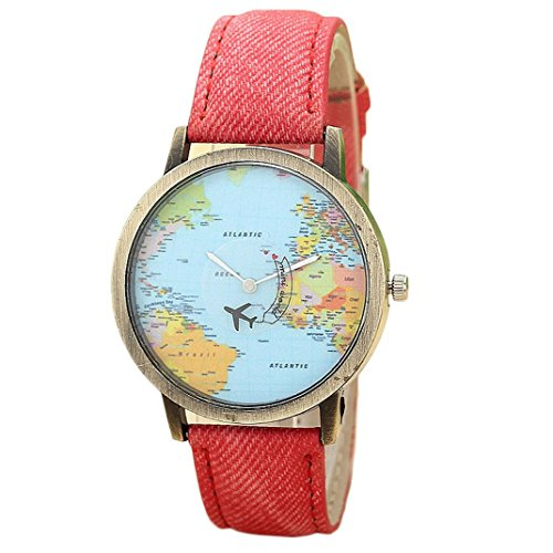 yistu-global-watchcool-travel-by-plane-map-with-denim-band-c