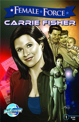 Carrie Fisher (Female Force)
