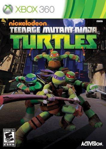 Teenage Mutant Ninja Turtles (Ninja Turtle Xbox360 compare prices)
