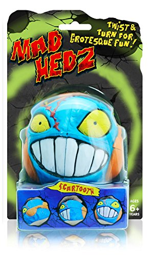 Intex Syndicate LTD MAD HEDZ - Scartooth Toy
