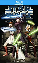 Star Wars Clone Wars - Season 5 [Blu-ray] [Region Free]