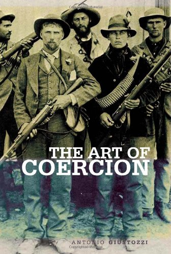 The Art of Coercion: The Primitive Accumulation and Management of Coercive Power (Columbia/Hurst)