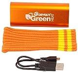 HCS/エイチシーエス GSA07 GreenHEAT グリーンヒート オレンジ 専用カバー付