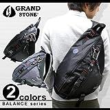 [グランドストーン]GRAND STONE BALANCE バランスシリーズ ボディバッグ ボディーバッグ ワンショルダー メンズ 8061 dc-002