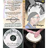 101 Drum Circle Rhythms For The Hand Drum ~ SL Ratigan