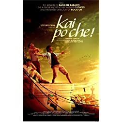 Kai po che! - Blu Ray (Hindi Movie / Bollywood Film / Indian Cinema) (2013)