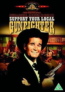 Popierajcie Swojego Rewolwerowca / Support Your Local Gunfighter (1971) | DVDRIP | LEKTOR PL