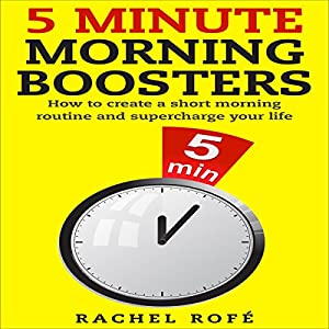 5 Minute Morning Boosters Audiobook