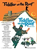 img - for Fiddler on the Roof (MOVIE): Vocal Score book / textbook / text book