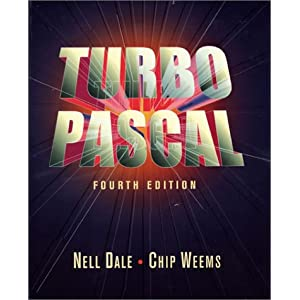 Turbo Pascal (Computer Science Series))