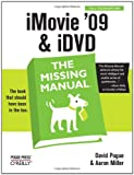 img - for iMovie '09 & iDVD: The Missing Manual book / textbook / text book