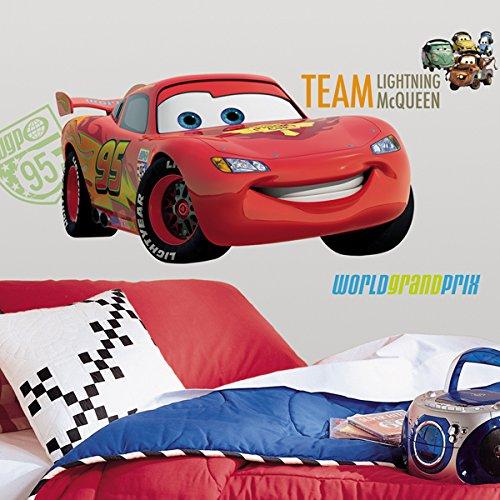 roommates-rmk1582gm-pegatinas-de-pared-diseno-cars-2-rayo-mcqueen-gigante