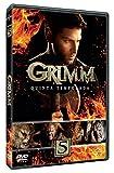 Grimm 5 Temporada DVD España