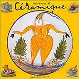 echange, troc Mila Boutan - Céramique (livre jeux)