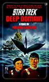Deep Domain (Star Trek, No 33) (0671705490) by Weinstein, Howard