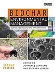 Biochar for Environmental Management:...