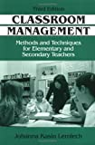 img - for Classroom Management: Methods and Techniques for Elementary and Secondary Teachers book / textbook / text book