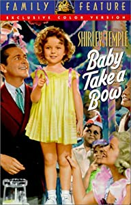 Amazon Com Baby Take A Bow Vhs Shirley Temple James