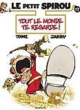 """Afficher """"Le petit Spirou n° 17<br /> Tout le monde te regarde !"""""""