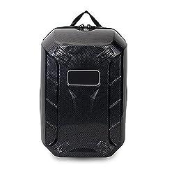 Hardshell Backpack for DJI Phantom 3 Professional, Phantom 3 Advanced, Phantom 3 Standard, Phantom 3 4K, Phantom 2 Models + Fits Extra Accessories