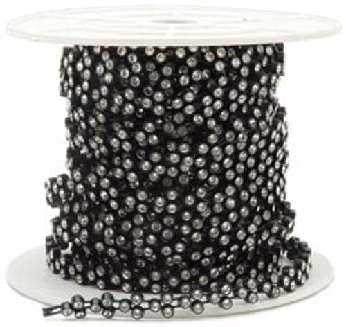 Fabscraps 1/4-Inch-by-10-Yard Bling Ribbon