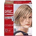 L'Oreal Paris Couleur Experte Express, Dark Ash Blonde/Vanilla Icing 7.1 (Pack of 3)
