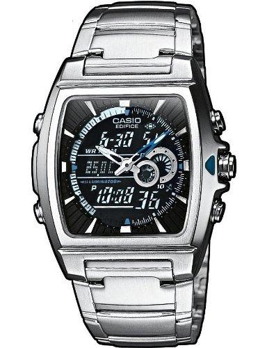 Edifice Herren-Armbanduhr Analog-Digital Quarz EFA-120D-1AVEF