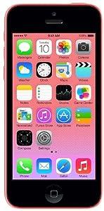 Apple iPhone 5C Smartphone débloqué 4G (4 pouces - 32 Go - iOS 7) Rose