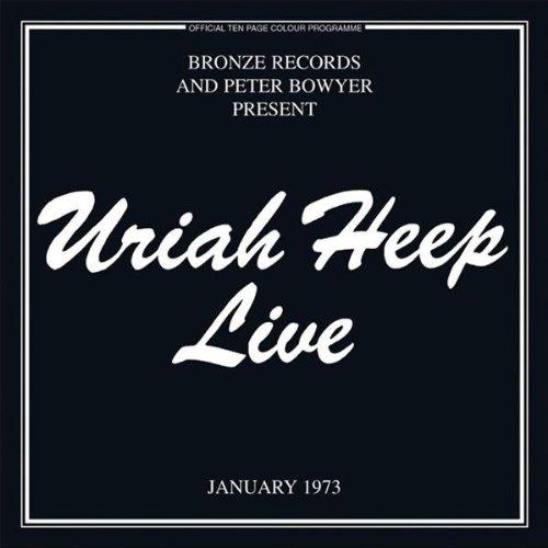 LIVE (JANVIER 1973)
