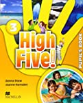 HIGH FIVE! ENG 3 Pb